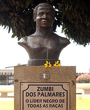 Busto de Zumbi dos Palmares