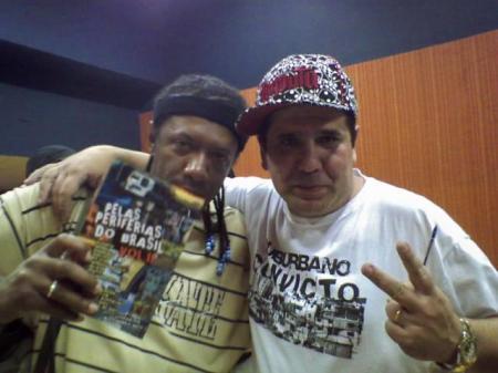 Eu (Limão) e my brother Buzo (Idealizador do projeto).