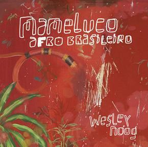CD - Mameluco Afro Brasileiro