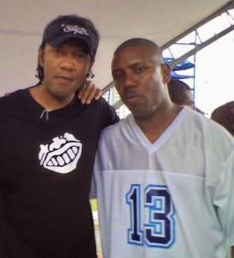 Limoloko e DJ Lord na área !!!