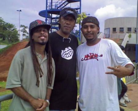 14 Endoque, Limoloko e DJ Jamal 01