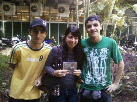 20 fac scs - Leandro, Bruna e Caio (LemonCD)